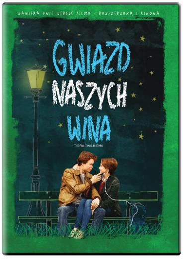 DVD Gwiazd naszych wina, empik.com