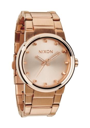 zegarek Nixon Cannon All Rose gold, empik.com